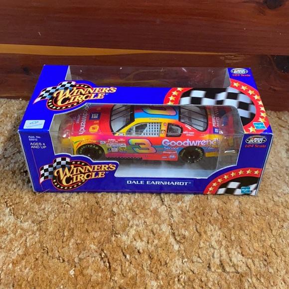NASCAR Dale Earnhardt Senior car